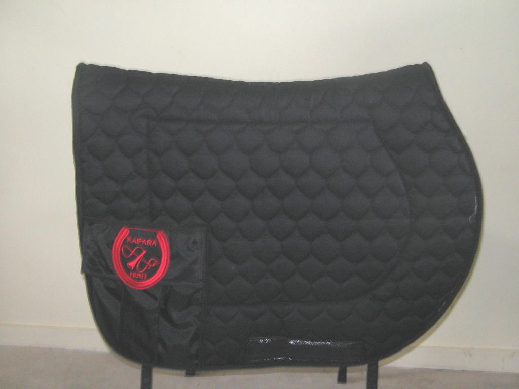 New Hunt Saddleblankets $185